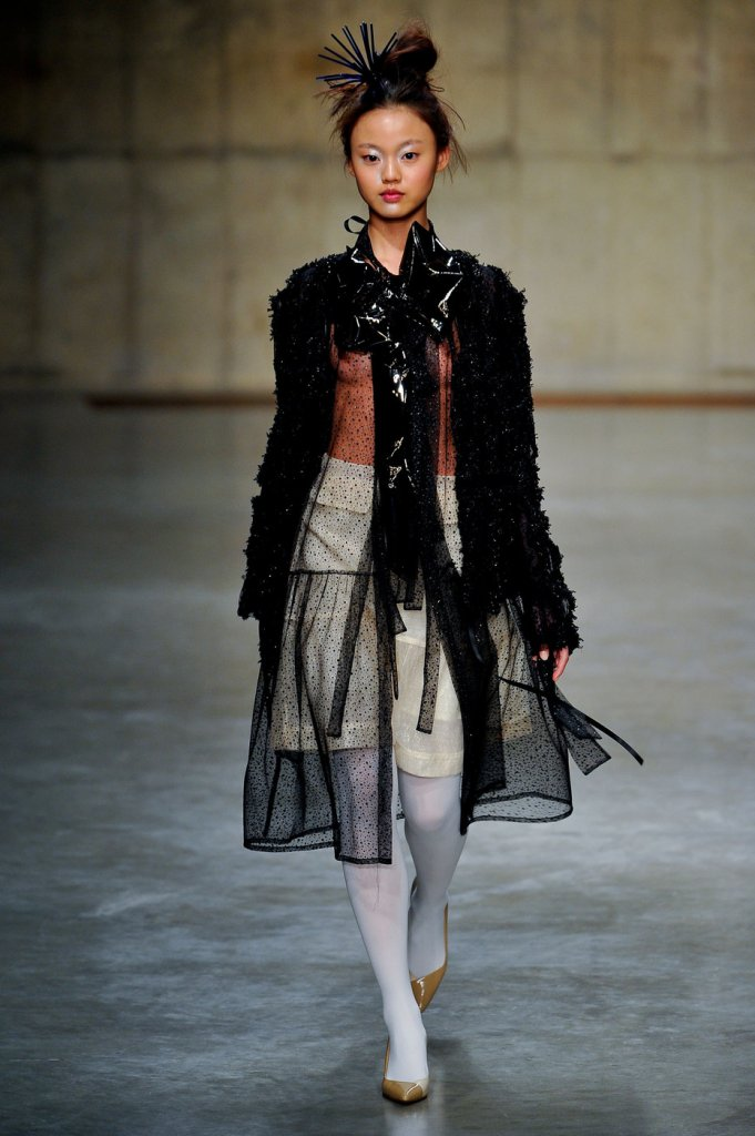 中央圣马丁 Central Saint Martins MA - Ryan Lo 2013秋冬时装发布秀 - London Fall 2013