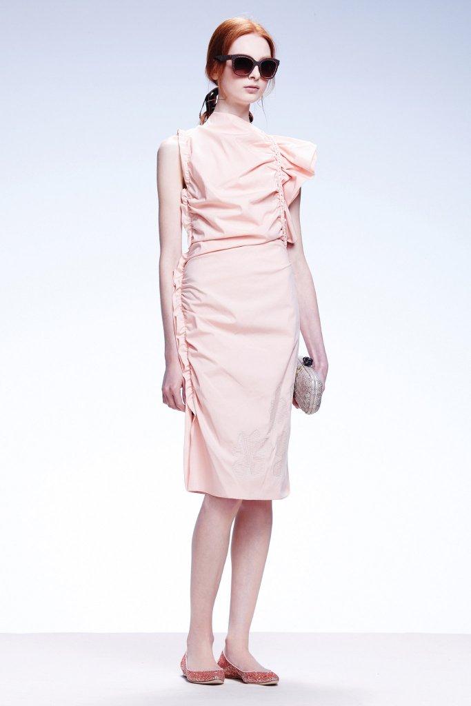 葆蝶家 Bottega Veneta 2015早春度假系列时装Lookbook(Resort 2015)