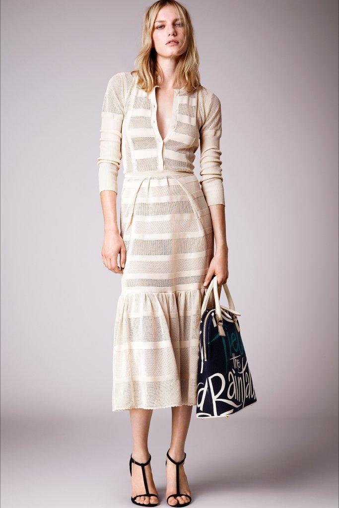巴宝莉·珀松 Burberry Prorsum 2015早春度假系列时装Lookbook(Resort 2015)