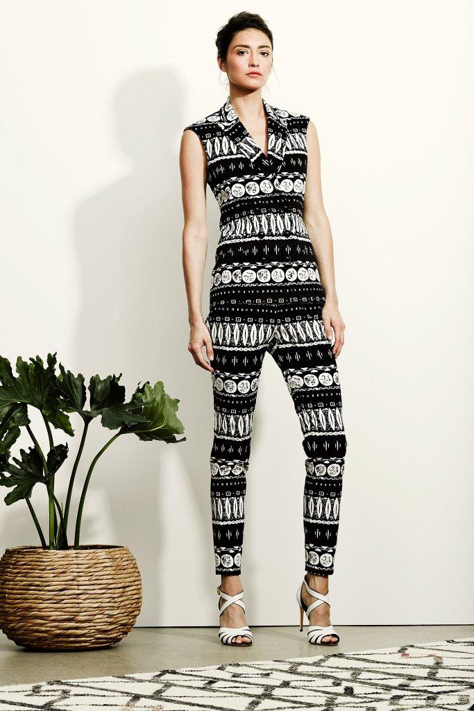 Veronica Beard 2015早春度假系列时装Lookbook(Resort 2015)