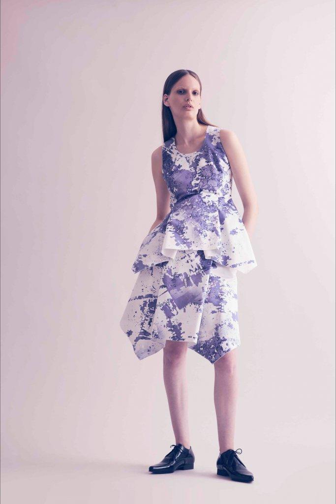 嘉布里尔·考兰格路Gabriele Colangelo 2015早春度假系列时装Lookbook(Resort 2015)