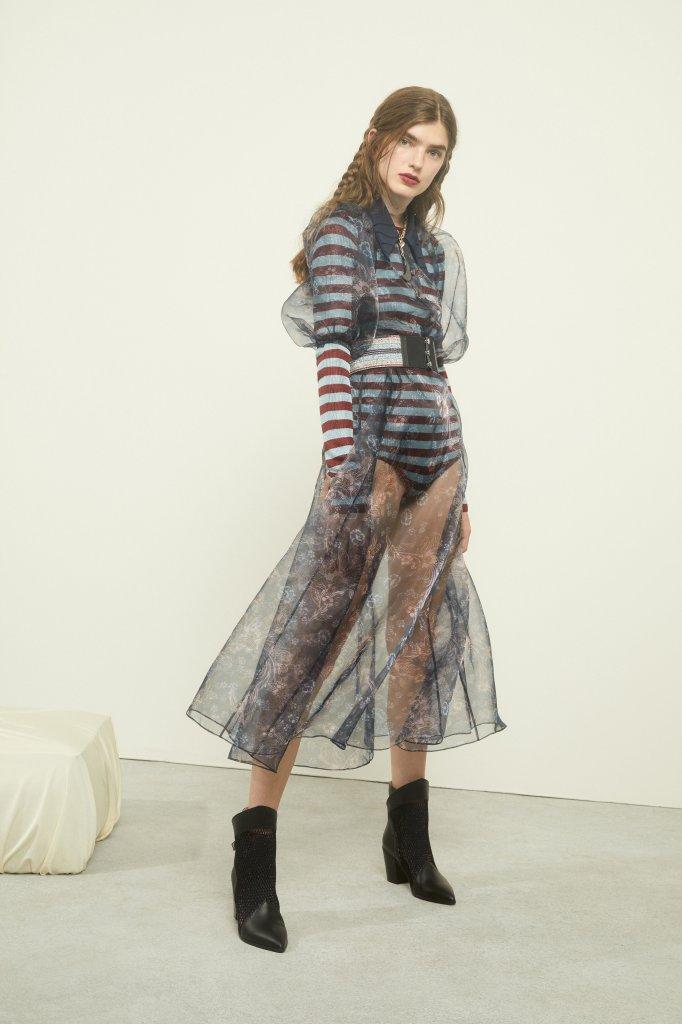 吉尔·斯图尔特 美国 纽约 2019早春 女装