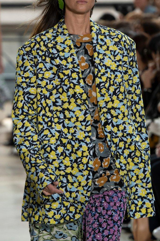 克里斯汀·万诺斯 Christian Wijnants 2019春夏高级成衣发布秀(细节) - Paris Spring 2019