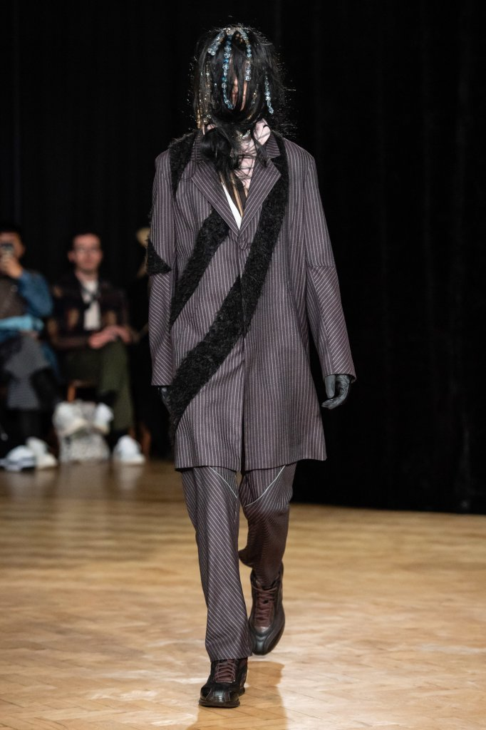 Kiko Kostadinov 2019/20秋冬男装发布秀 - London Fall 2019