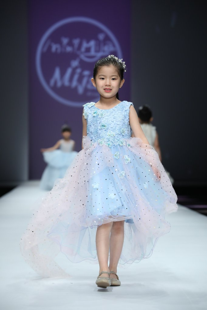 MINIMIJA · 吕青 2019/20秋冬童装秀 - Beijing Fall 2019