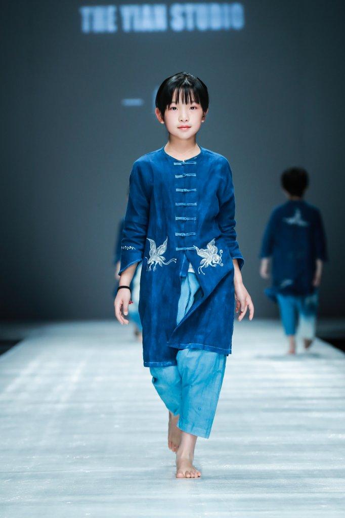 THE YIAN STUDIOS · 陆恩华 2019/20秋冬童装秀 - Beijing Fall 2019