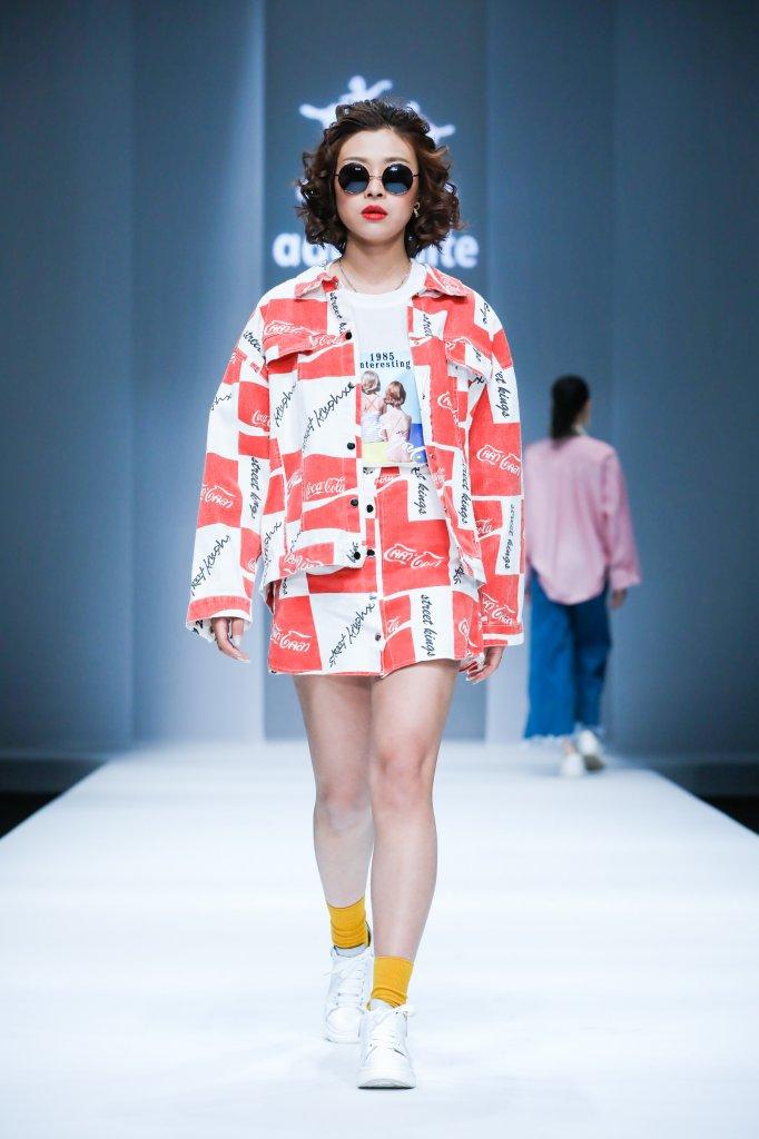 ADA WHITE·白冷冷 2019/20秋冬高级成衣秀 - Beijing Fall 2019