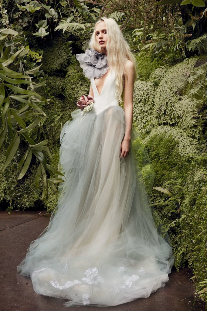 王薇薇 Vera Wang 2020春夏婚纱礼服Lookbook - Bridal Spring 2020