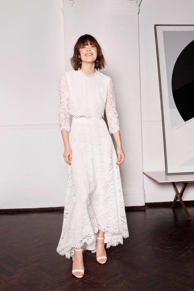 Whistles 2020春夏婚纱礼服Lookbook - Bridal Spring 2020