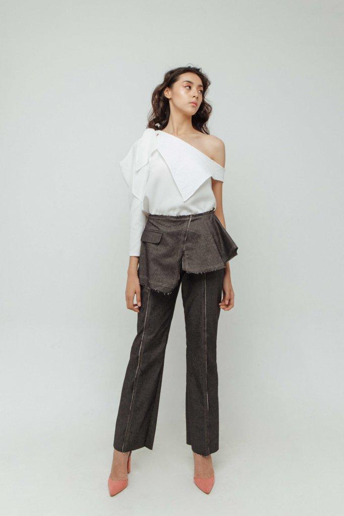 Reves Studio 2019春夏LUMINANCE高级成衣Lookbook