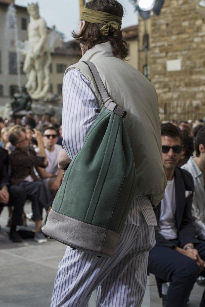 菲拉格慕 Salvatore Ferragamo 2020春夏男装秀(细节) - Florence Spring 2020