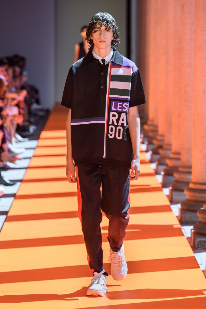 Les Hommes 2020春夏男装秀 - Milan Spring 2020