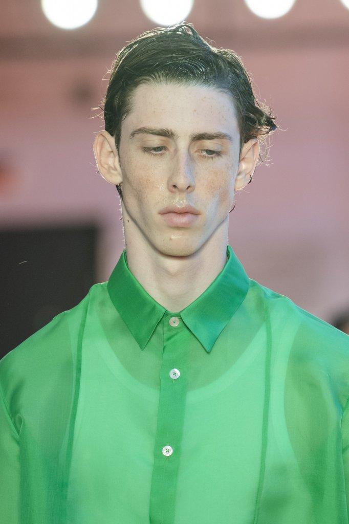 Les Hommes 2020春夏男装秀(细节) - Milan Spring 2020
