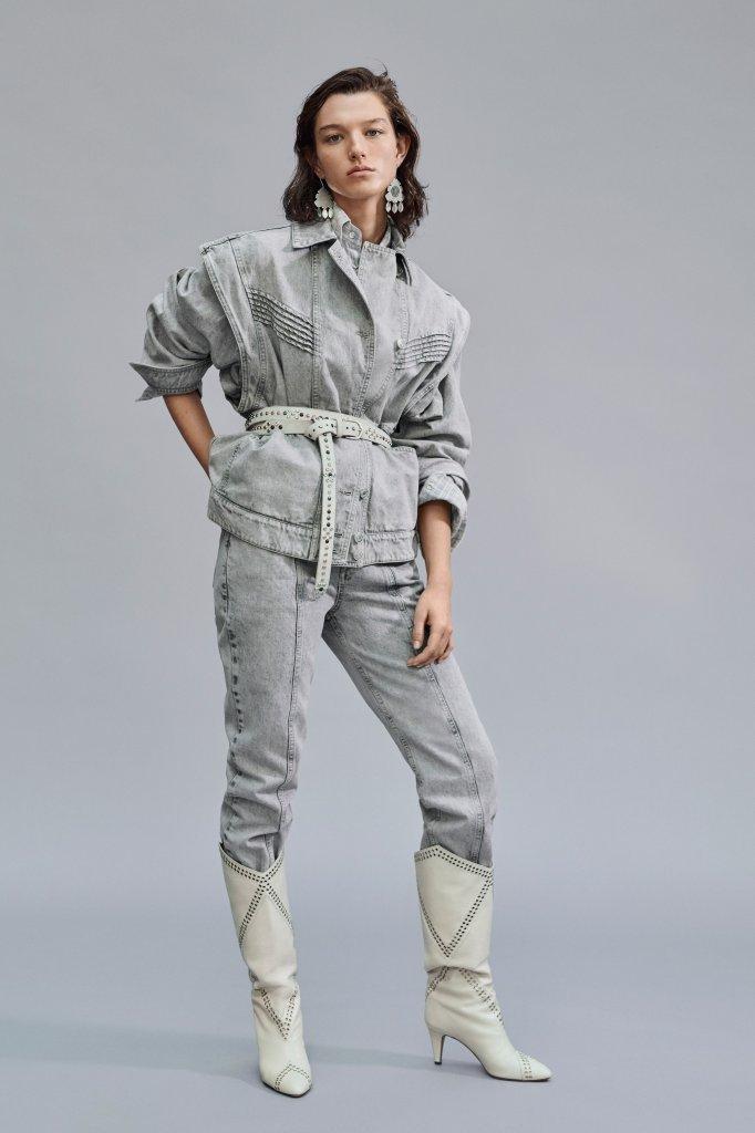 Étoile Isabel Marant 2020春夏高级成衣Lookbook
