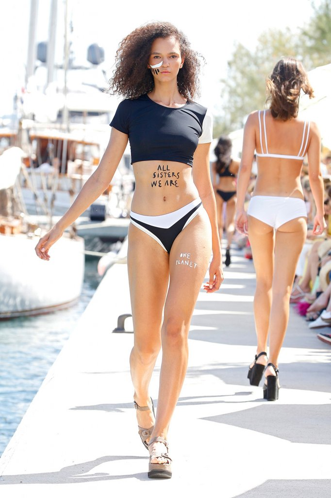 All Sisters 2020春夏泳装秀 - Barcelona Spring 2020