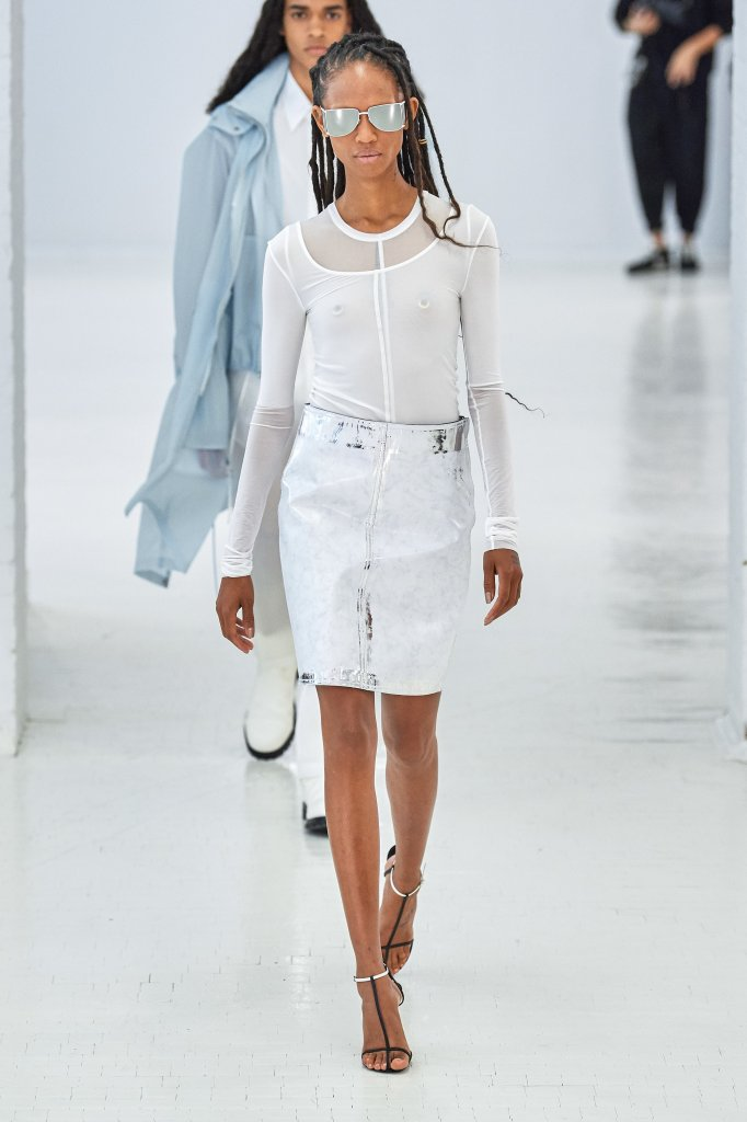 海尔姆特·朗 Helmut Lang 2020春夏高级成衣秀 - New York Spring 2020