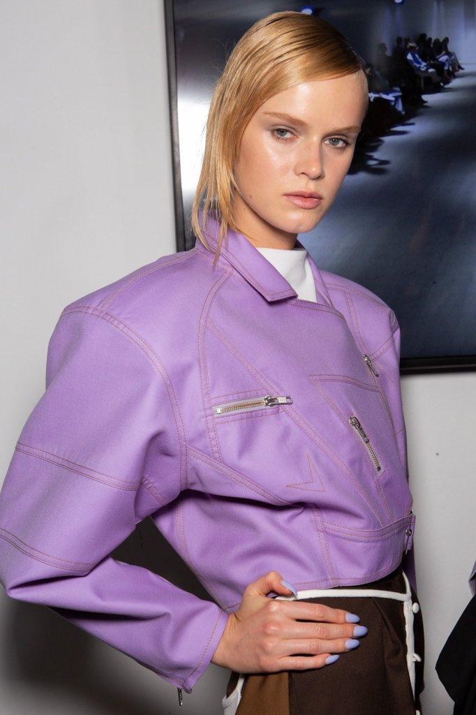 Marta Jakubowski 2020春夏高级成衣秀(后台妆容) - London Spring 2020