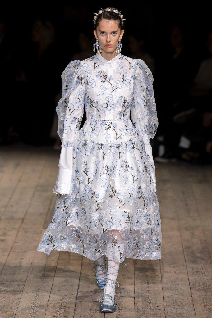 西蒙娜·罗莎 Simone Rocha 2020春夏高级成衣秀 - London Spring 2020
