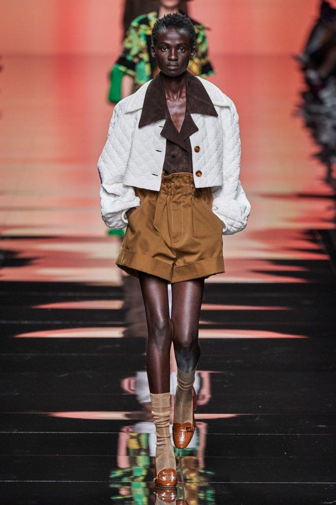 芬迪 Fendi 2020春夏高级成衣秀 - Milan Spring 2020
