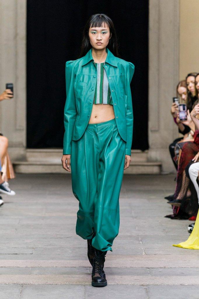 克里斯蒂亚诺·布兰妮 Cristiano Burani 2020春夏高级成衣秀 - Milan Spring 2020
