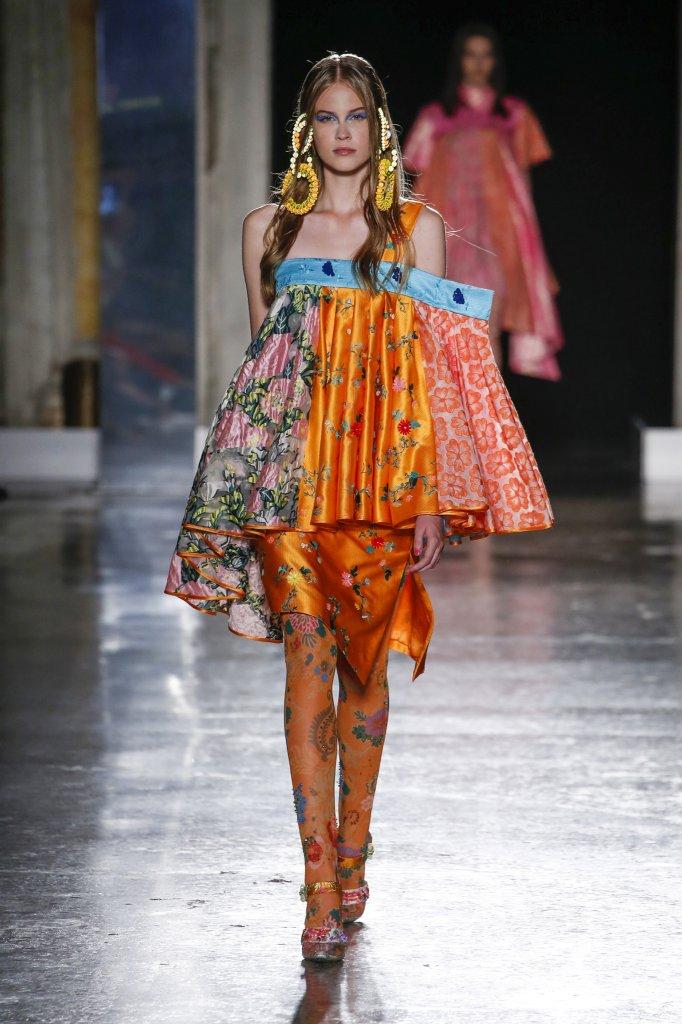 Shuting Qiu 2020春夏高级成衣秀 - Milan Spring 2020