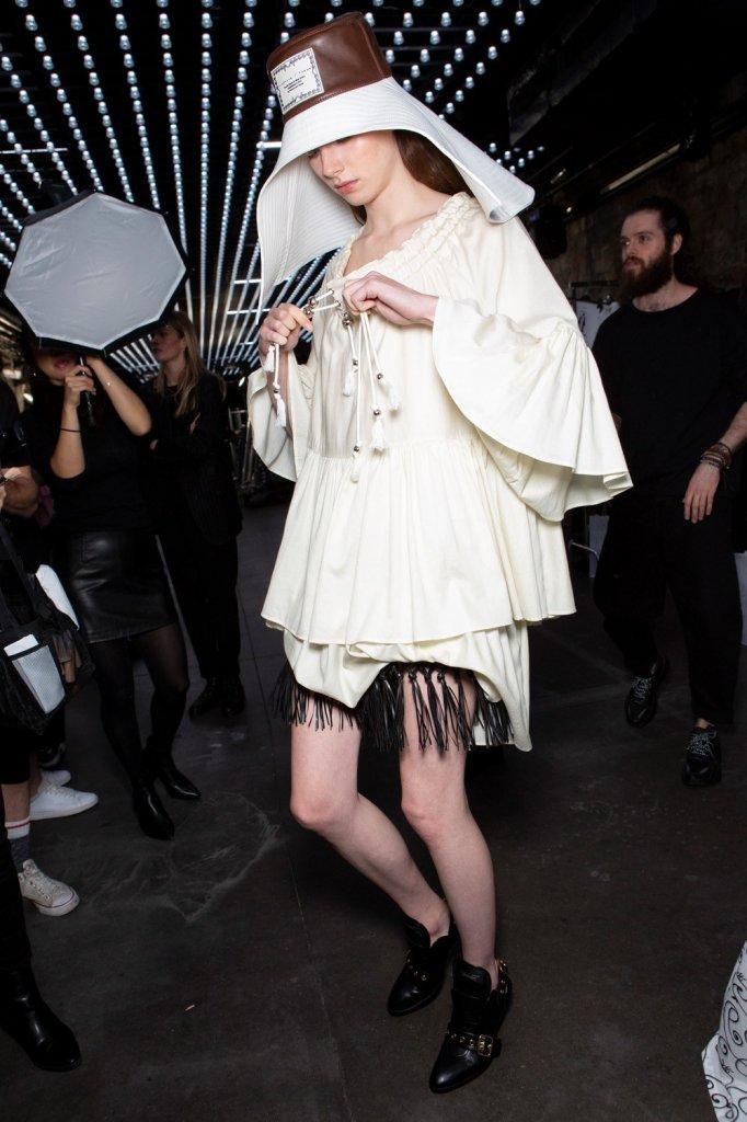 Victoria/Tomas 2020春夏高级成衣秀(后台妆容) - Paris Spring 2020