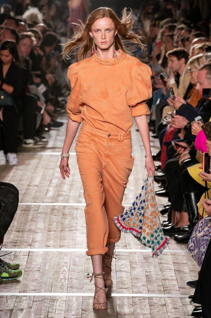 伊莎贝尔·玛兰 Isabel Marant 2020春夏高级成衣秀 - Paris Spring 2020