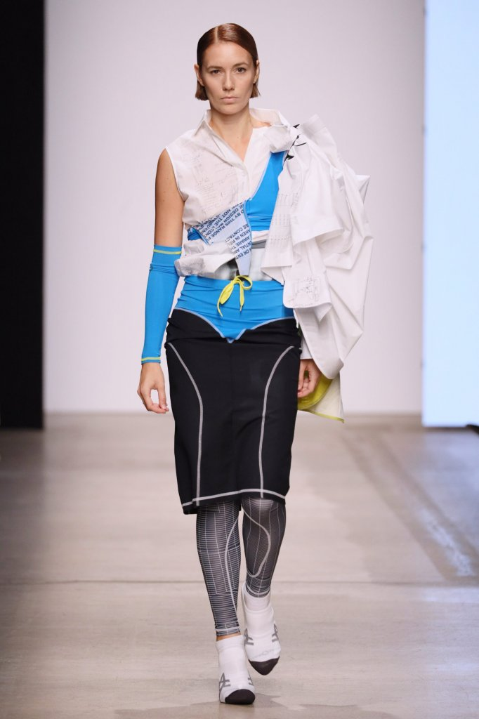 British Higher School of Art and Design Moscow BA (Hons) Fashion 2020春夏高级成衣秀 - Moscow Spring 2020