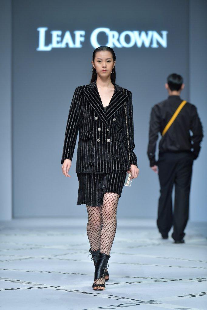 LEAF CROWN · YUKAIYU 2020春夏高级成衣秀 - Beijing Spring 2020