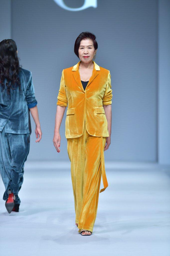WPMMC × GF & RECHEL QU & QINGJUNPALACE 2020春夏高级成衣秀 - Beijing Spring 2020