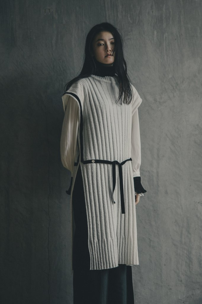 YUKI SHIMANE 2019/20秋冬针织女装Lookbook