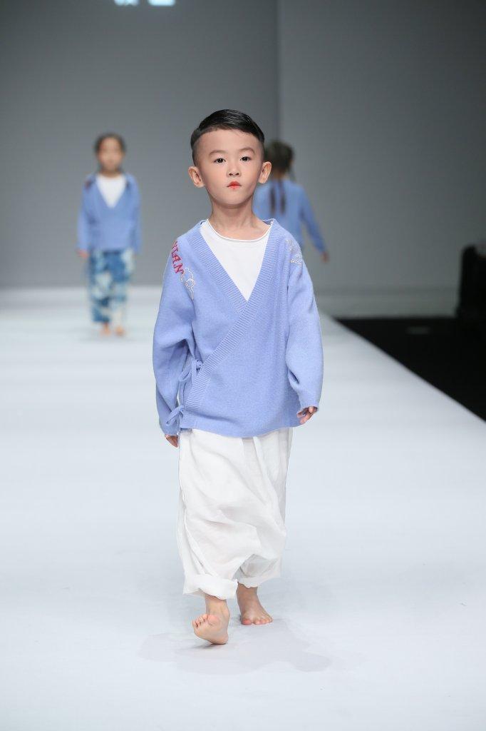 The YIAN STUDIO 2020春夏童装秀 - Beijing Spring 2020