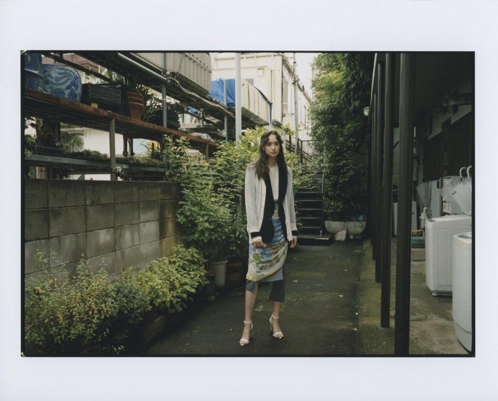 BASE MARK 2020春夏女装Lookbook