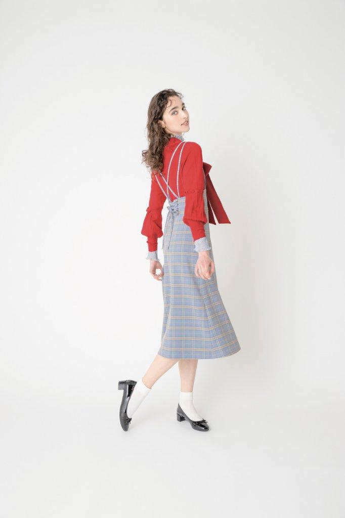 dazzlin 2019/20秋冬女装Lookbook
