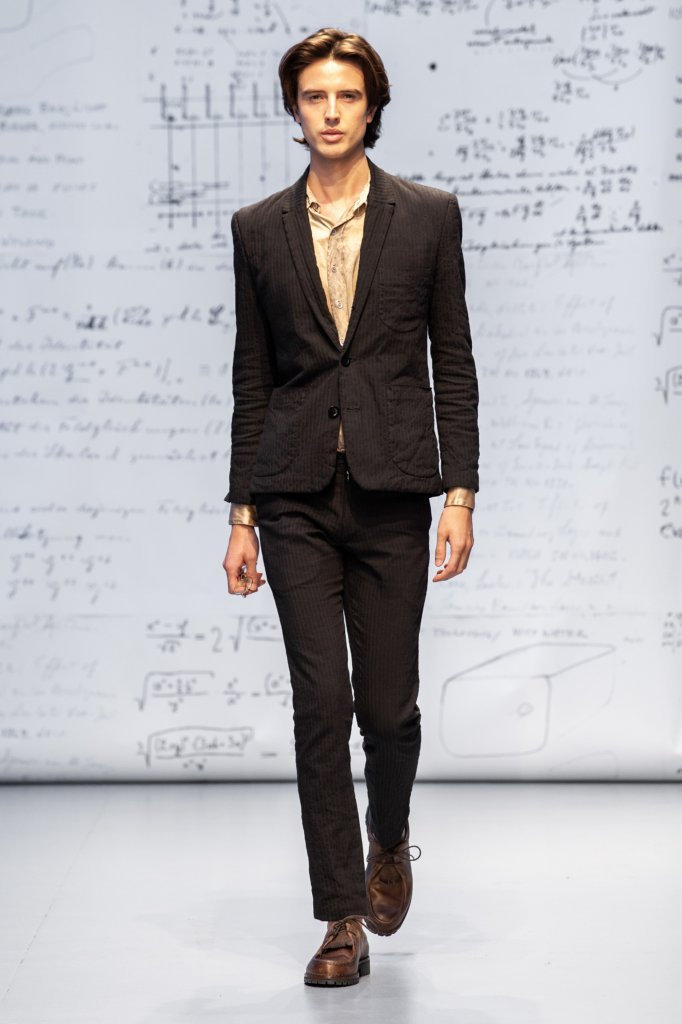 Geoffrey B. Small 2020春夏男装秀