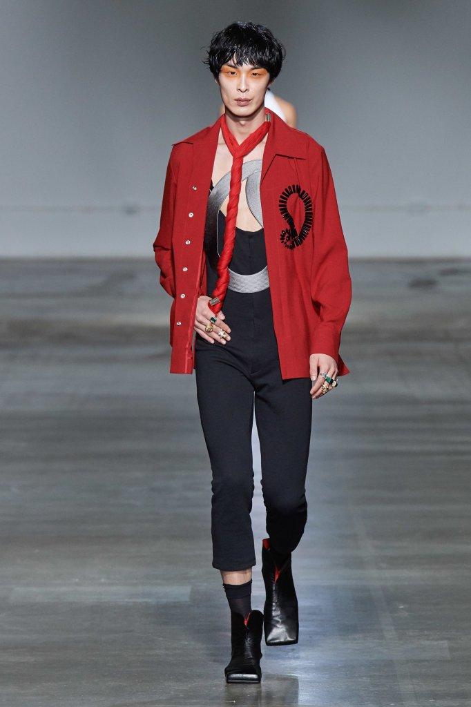 东区时尚 Fashion East 2020/21秋冬高级成衣秀 - London Fall 2020