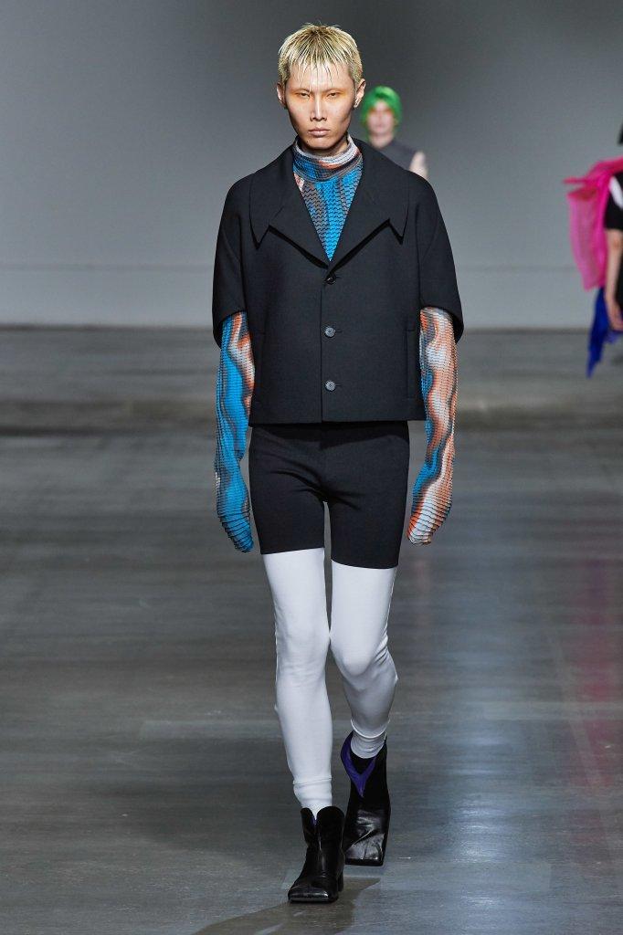 东区时尚 英国 伦敦 走秀(Runway) 2020/21秋冬 女装 男装