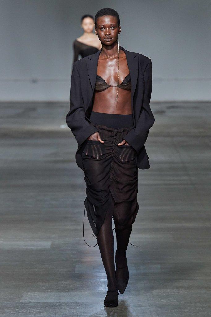 东区时尚 英国 伦敦 走秀(Runway) 2020/21秋冬 女装