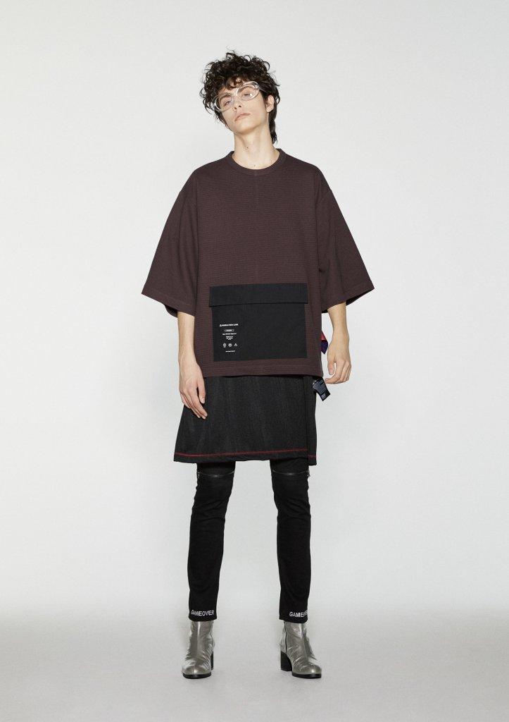 SHAREEF 2020春夏男装Lookbook 2