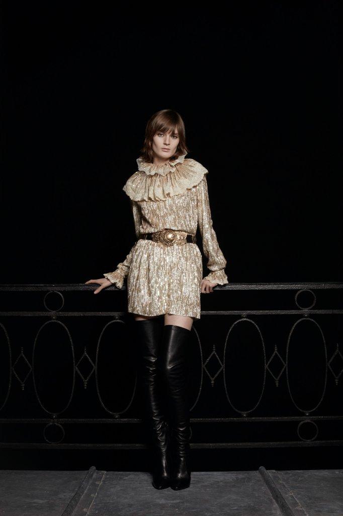 圣罗兰 法国 巴黎 2020早秋 女装