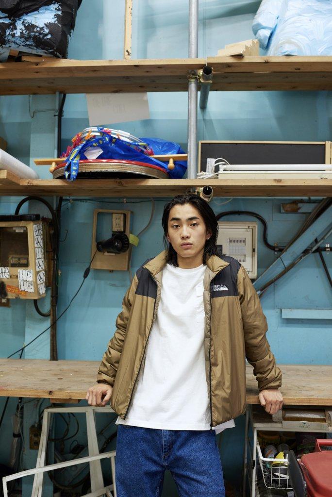 FIRST DOWN 2020/21秋冬男装Lookbook