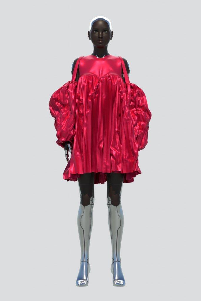英国 伦敦 2021春夏 女装