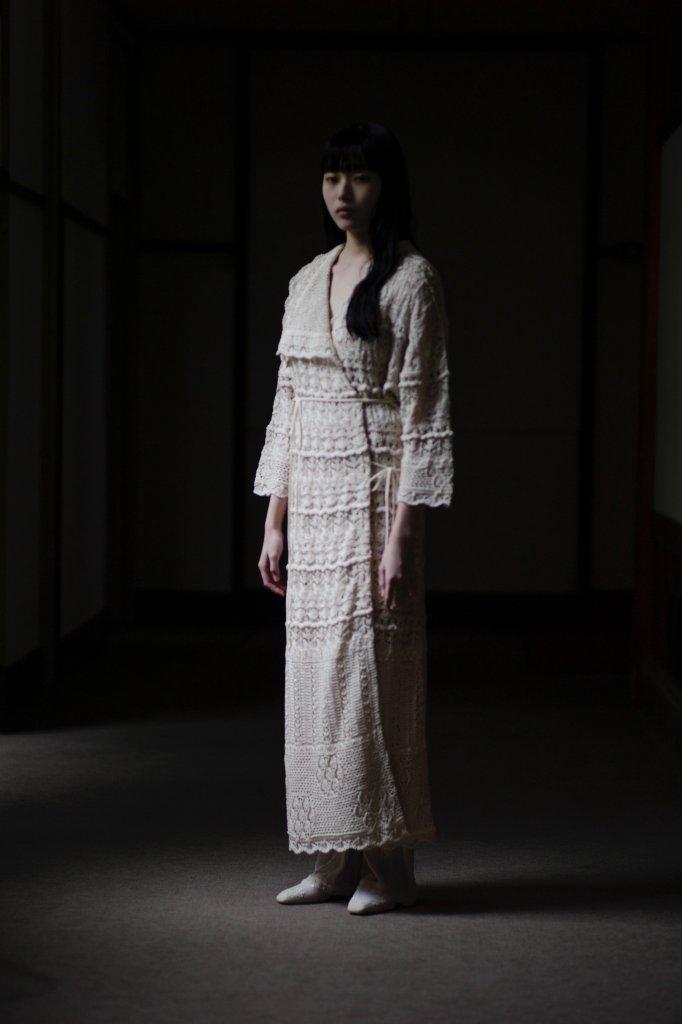 Mame Kurogouchi 2021春夏高级成衣Lookbook