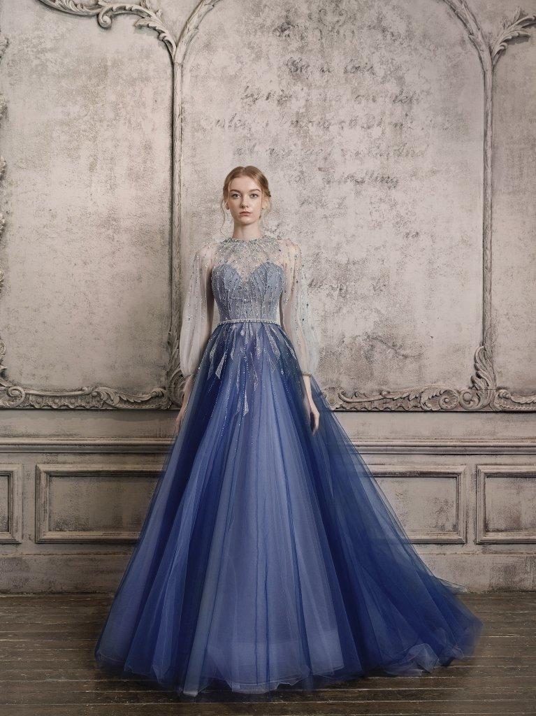 吉米·周 英国 伦敦 2022春夏 女装